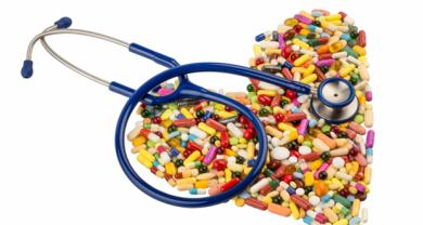 Herhaalservice van de medicatie